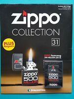 Zippo Collection Nr.31    Sturmfeuerzeug   500 Million (2012)    never fired !!!