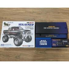 HG 1/10 RC Pickup 4*4 Rally Car Racing Crawler KIT Model Chassis Axles Shaft Hub