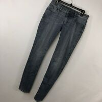 808f22e5783 Free shipping. Level 99 Jeans 28 Distressed Skinny Slim Leg Womens 34