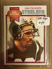 1979 Topps #450 John Stallworth  : Pittsburgh Steelers