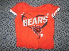 Chicago Bears Girls 0-3 M Shirt