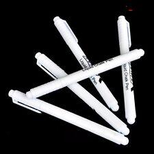 3pcs White Liquid Chalk Pen Markers Chalkboard Marker Blackboard Dust-free Pen