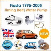 For Ford Fiesta 1.25i 1.4 1.6 1995-2005 Timing Cam Belt Kit & Water Pump New