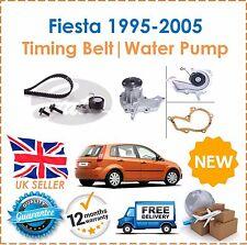Para Ford Fiesta 1.25i 1.4 1.6 1995-2005 Kit De Correa De Distribución Leva & Bomba De Agua Nuevo