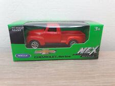 Welly NEX 1953 Chevrolet 3100 Pickup, Red, No. 52050 - 1:64 1/64 1:60 1/60