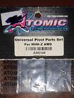 Atomic # AWD149 ~ Universal Pivot Parts Set for Kyosho Mini-Z AWD