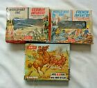3 x Boxed Airfix WW1 - Ho & oo scale sets - French, German, British