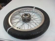 Honda GL 1000 GL1 Gold Wing Felge vorne 1,85 x 19 Zoll D.I.D Vorderrad wheel rim
