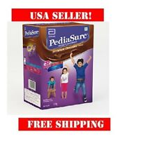 PediaSure Chocolate 1 kg ,35 oz USA seller FREE SHIP $65 value Abbott  Premium