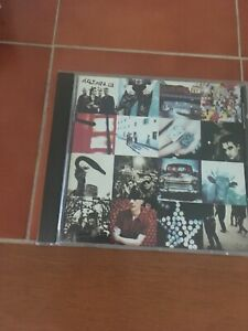 U2 - Achtung Baby (1991) case has a mark on it but cd is like new