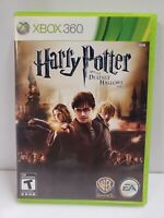 Harry Potter and the Deathly Hallows: Part 2 (Microsoft Xbox 360, 2011) Complete