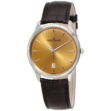 Jaeger LeCoultre Master Ultra-Thin Automatic Mens Watch Q1288430