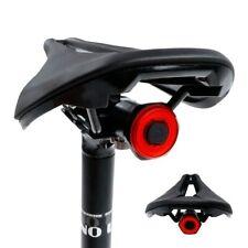 NEWBOLER Smart Bicycle Rear Light Auto Start/Stop Brake Sensing IPx6 Waterproof