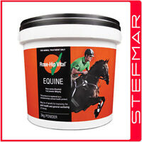 RoseHip Vital Equine Horse Powder 3kg - Rose Hip Joint Guard Health