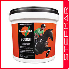 Rose-Hip Vital Equine Horse Powder 3kg - Rose Hip Joint Guard Health EXP 01/2020