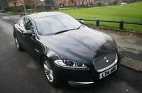 2014 Jaguar XF 2.2D Premium Luxury 5dr Automatic *NEW MOT* Full Service History