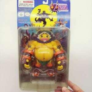 The Legend of Zelda Goron Link Epoch CWorks Majora's Mask Toy NIB 1/12 Gifts