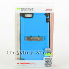 Trident Kraken Ams Hard Case Cover For iPhone 6 Plus iPhone 6s Plus (Blue) NEW
