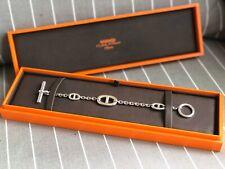 Bracelet Hermès Farandole Argent 16cm
