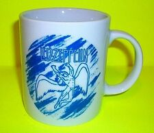 LED ZEPPELIN Winterland Productions ROCK EXPRESS COFFEE Mug Cup SWAN SONG Myth