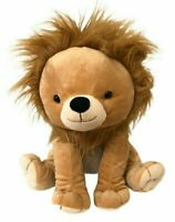 Anko Brown Lion Animal Soft Plush Toy 28cm Seated