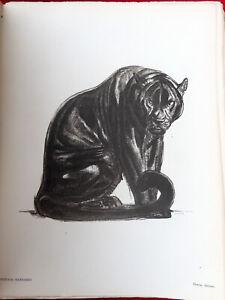 Les Artistes du Livre illustré Paul JOUVE 1931 N° 446 BABOU ART DECO  22
