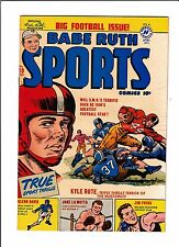 Babe Ruth Sports Comics No.10  : 1950 :   : File Copy! :   : Jake La Motta :