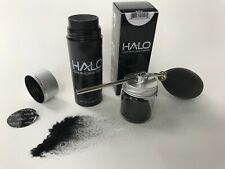 Halo Hair & Beard Building Fibers + Glass Fiber Applicator