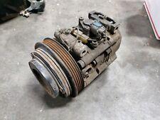 90-93 MAZDA MX-5 MIATA OEM AC AIR CONDITIONING COMPRESSOR