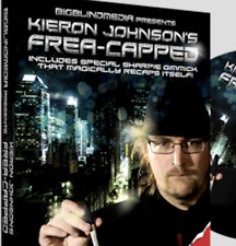 Frea-capped (DVD and Gimmicks) by Kieron Johnson and Big Blind Media