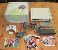 Microsoft Xbox 360 20GB w/box , Forza 2 and Marvel Ultimate Alliance