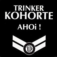 """TRINKER KOHORTE AhOI! 10"""" Vinyl LP (1998 Pukemusic)"""