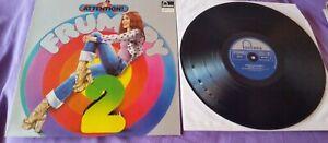 LP Vinyl FRUMPY - ATTENTION FRUMPY 2 - fontana 6434304 Krautrock aus 1977