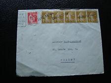FRANCE - enveloppe 1936 (cy35) french