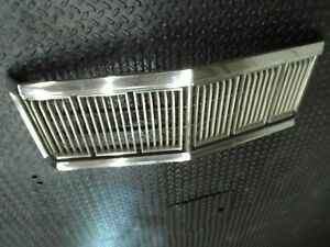 Radiator Grill 1975 1976 1977 1978 Mercury Grand Marquis/Colony Park 75 76 77 78