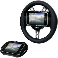 iSound Gamer's Pack Game Racing Wheel and Game Grip for iPhone 3G/3GS iPod Touch