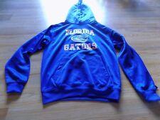 Youth Size Medium 12-14 Colosseum Athletics Florida Gators Blue Pullover Hoodie