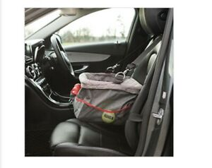 Kong Secure Dog Car Booster Seat With Built In Tether New