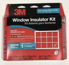 "3M Window Insulator Kit XL for ONE 6' 8"" x 19.5' Window - Indoor Insulation"