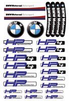 HP4 BMW Motorsport S1000RR Motorcycle Stickers Decals Racing HP Performance /20