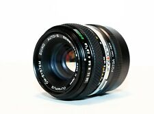 Sony E-Mount Mirrorless Adapted Olympus OM 50mm f/1.8 Prime Lens