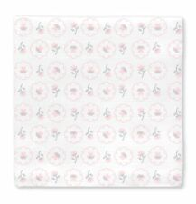 Swaddle Designs Muslin Swaddle Blanket - Posies Pink  - New & Free Shipping!