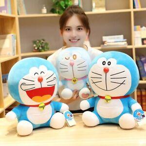Doraemon Stuffed Cartoon Kawaii Plush Toys Animal Crossing Baby Soft Kid Pillow