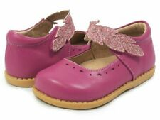 New LIVIE & LUCA ShoesPlume Magenta Sparkle Exclusive 27/403 Youth 13