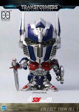 HEROCROSS Transformers The Last Knight Optimus Prime 10cm PVC Vinyl Figure