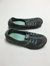 Women's Sketchers Relaxed Fit Memory Foam 22468 - Grey Size 10