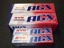 KYB AGX Adjustable Shocks 86-91 Mazda RX-7 FC (Front+Rear Set)