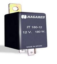 Relé 12v Flash intermitencia IT180-12  12V 180W 3pin rele