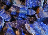 Lapis lazuli  1 Lb Lot Gemstones Minerals Specimens Cabbing Rough  Lapidary