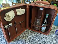 Pottery Barn Vintage Travel Bar